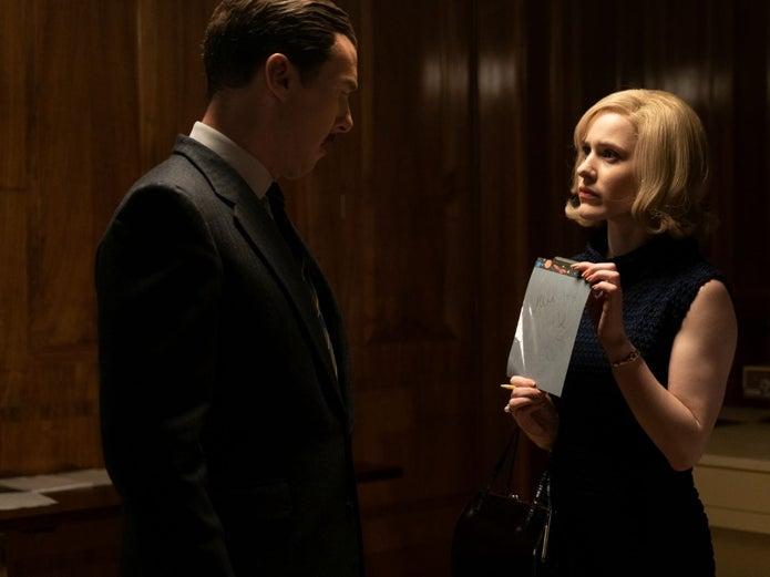 Cumberbatch, Brosnahan Star In New Spy Drama 'TheCourier'
